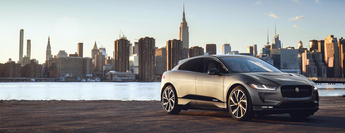 JAGUAR I-PACE WINS UNPRECEDENTED TREBLE AT 2019 WORLD CAR AWARDS