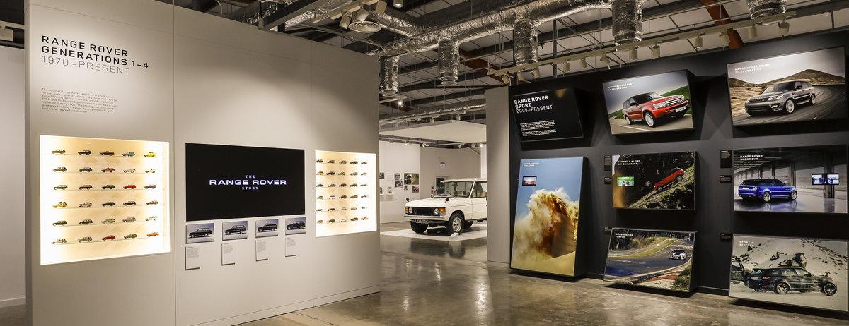 50 Years of Velar: The Story of Range Rover