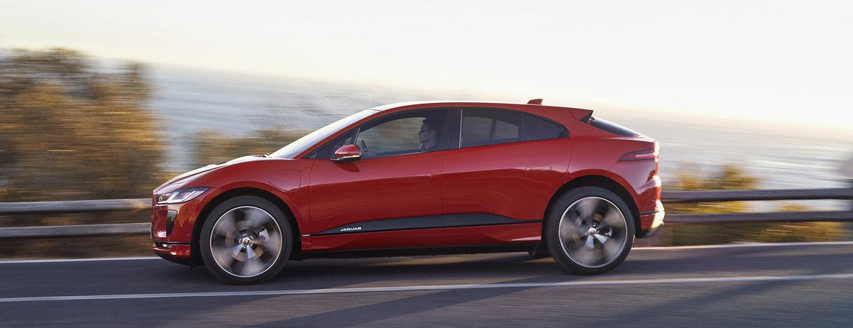 2018 Jaguar I-Pace: Design, Specs, Release >> I Pace Jaguar Homepage International