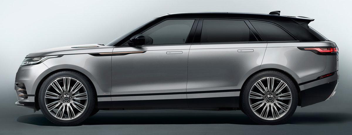 New Range Rover Velar - Studio