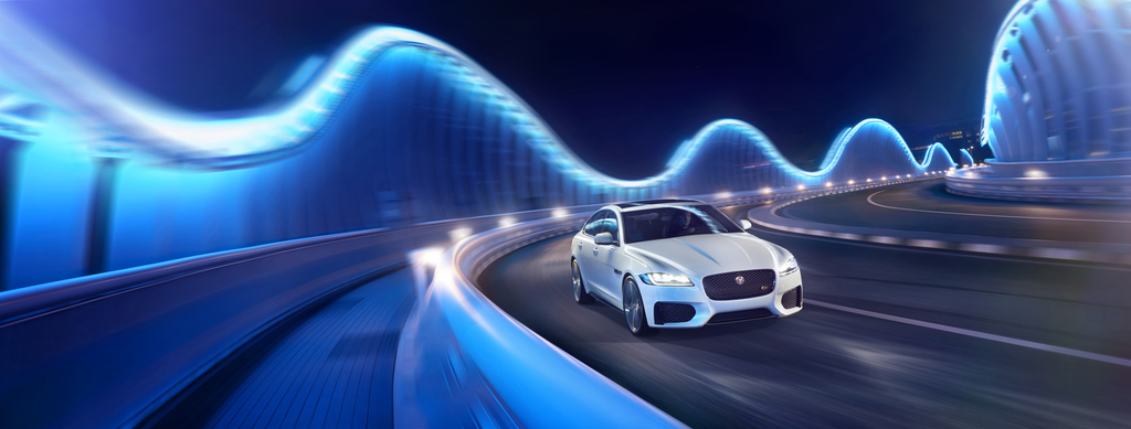 The All-New 2016 Jaguar XF | Jaguar Homepage USA