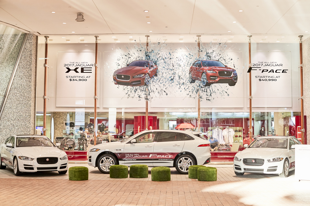 NEW JAGUAR F-PACE AND XE JOIN THE PARTY IN MIAMI