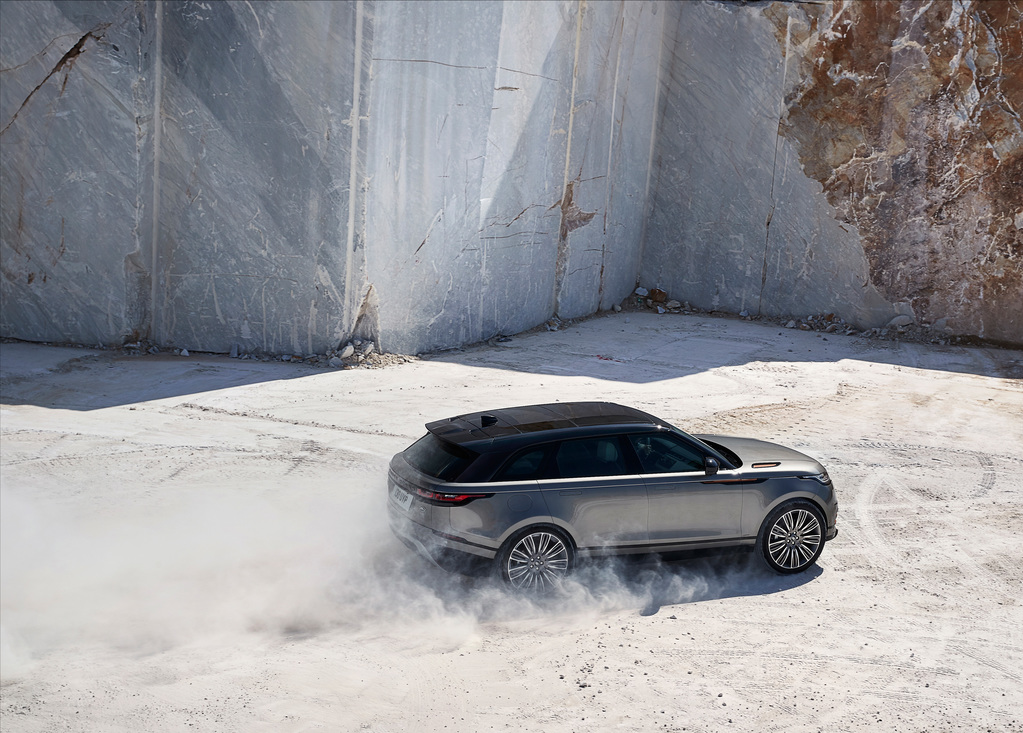 INTRODUCING RANGE ROVER VELAR | Land Rover
