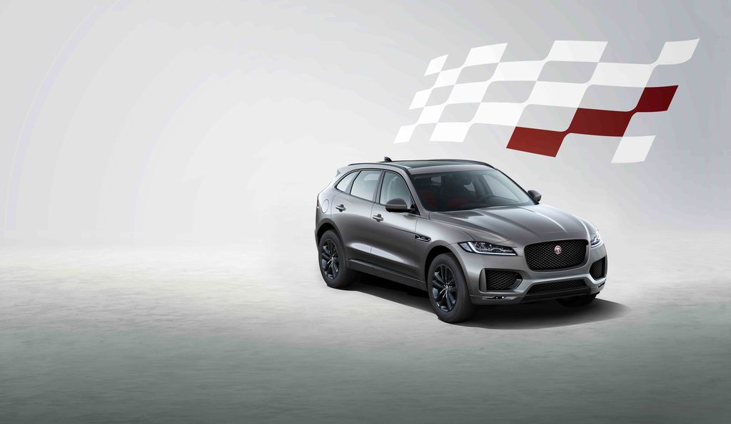 JAGUAR F-PACE: 300 SPORT AND CHEQUERED FLAG SPECIAL EDITIONS JOIN AWARD-WINNING RANGE | Jaguar ...