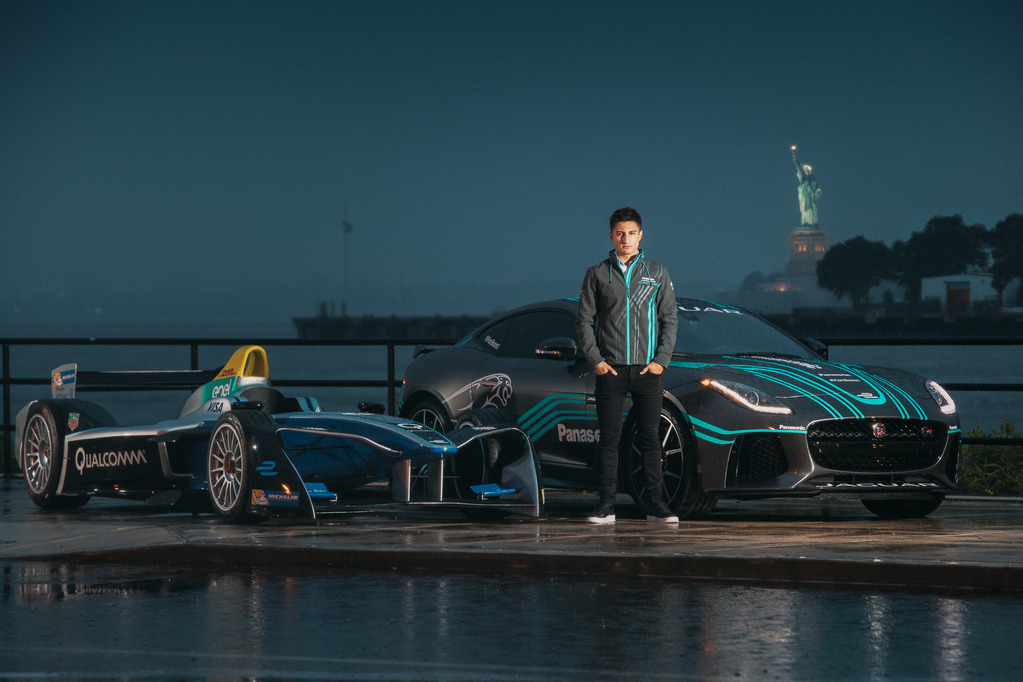COUNTDOWN TO FIA FORMULA E RACING IN NEW YORK CITY