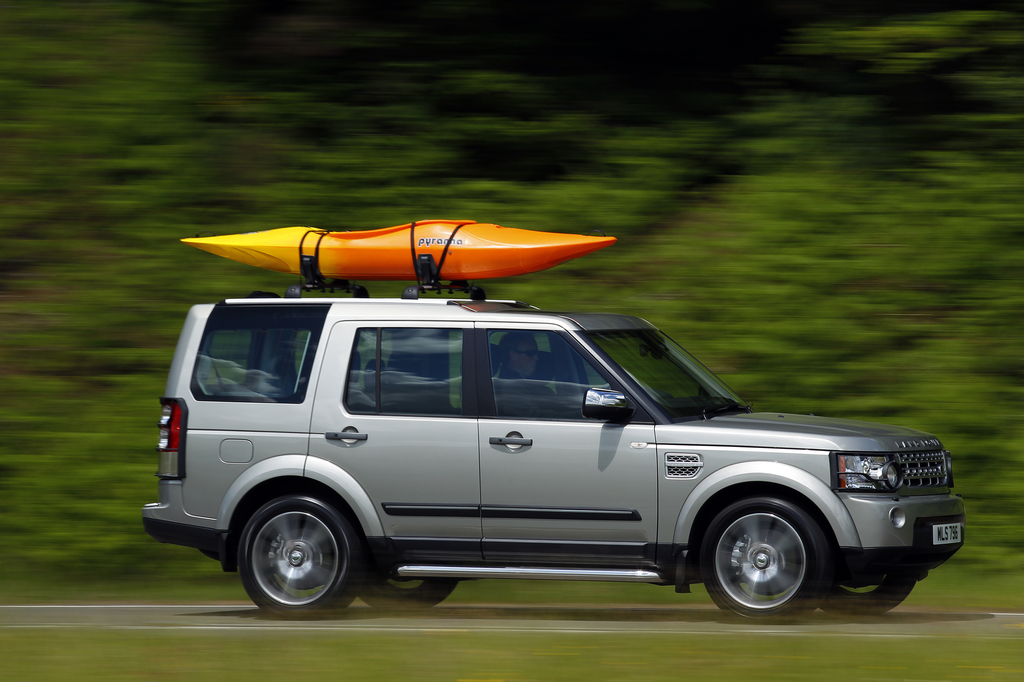 New Features For 2011 Discovery 4 | Land Rover International