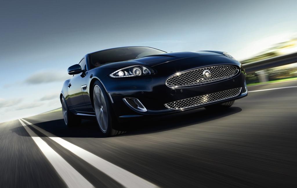 Jaguar launches exclusive XK '