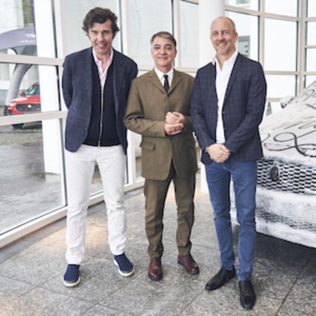 2019 Jaguar E Pace: Jaguar Präsentiert Den Legendären E-Type Und Den SUV E