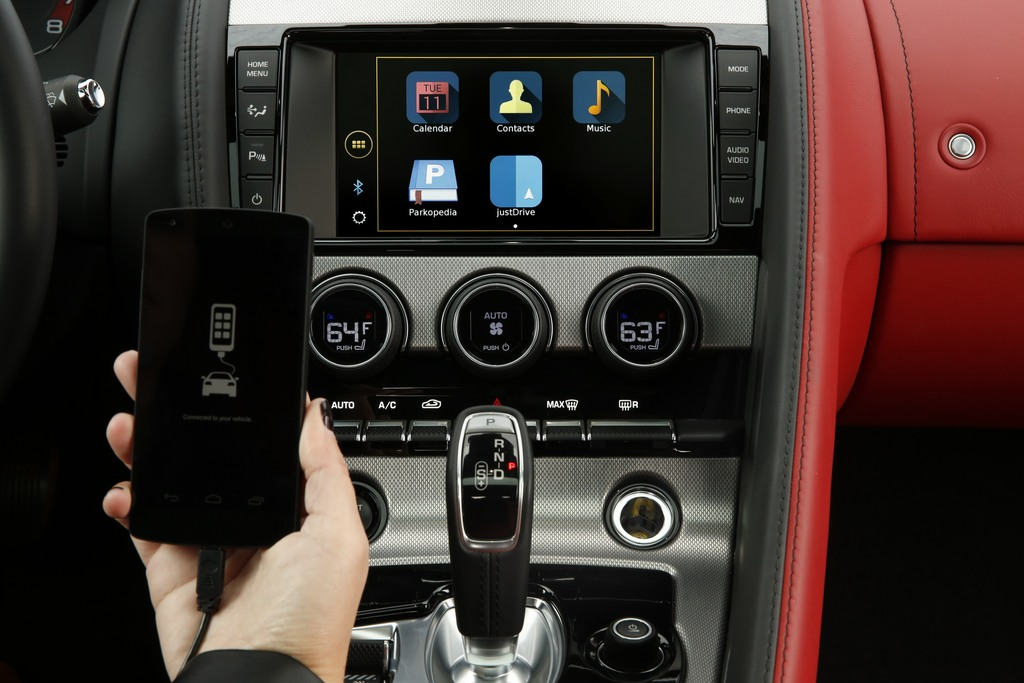 Jaguar Land Rover First To Market With justdrive™ – An Industry