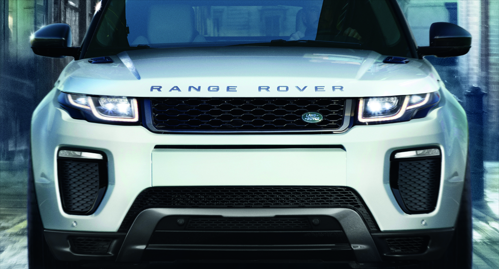 2016 Model Year Range Rover Evoque - The Most Efficient