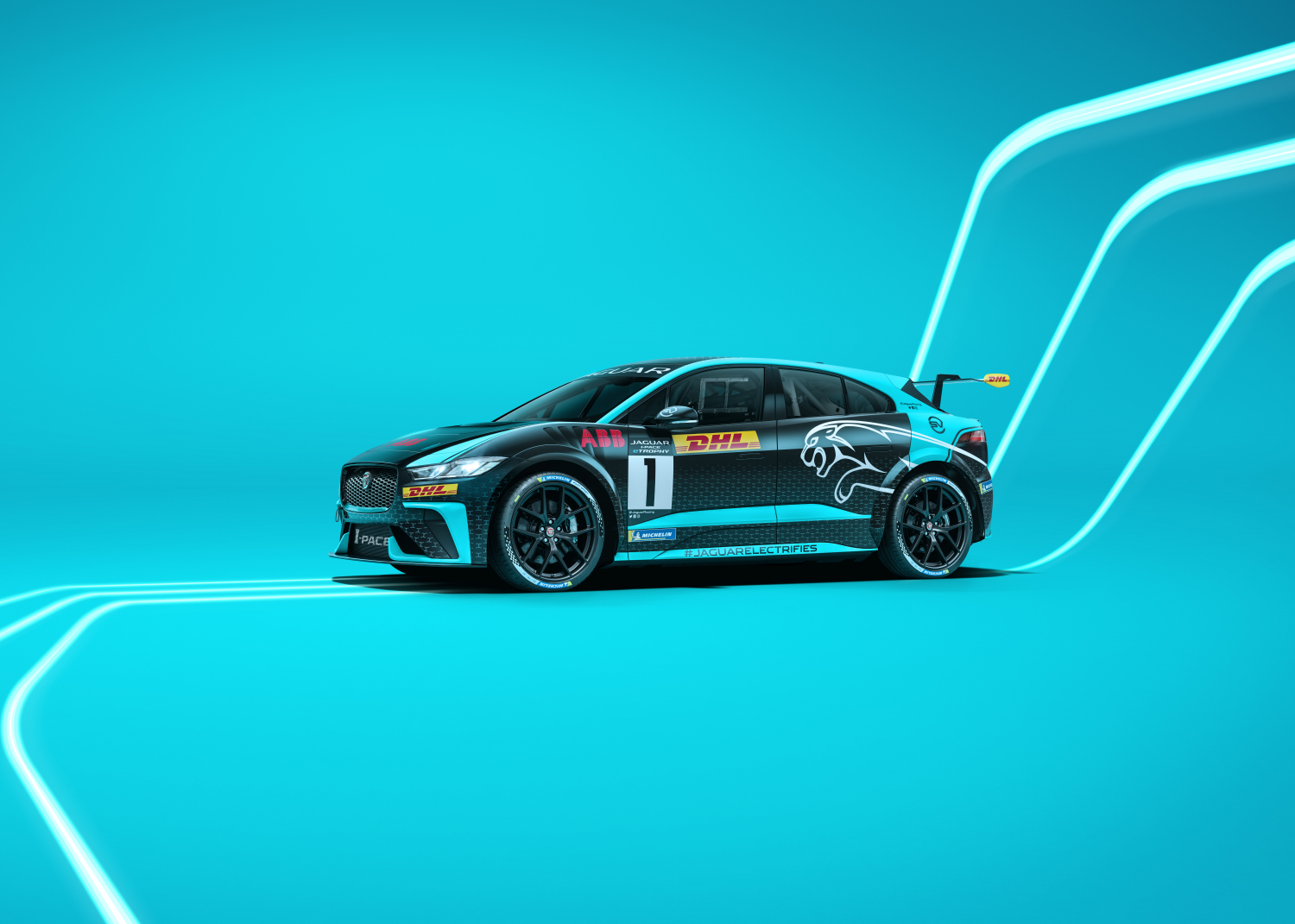 Season 2, Launch, I-PACE eTROPHY