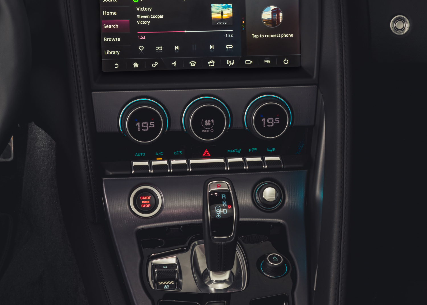Seamless Playback: Embedded Spotify Brings Music to the Ears of New Jaguar F-type Drivers – and all Sota-equipped Jaguars - Image 2