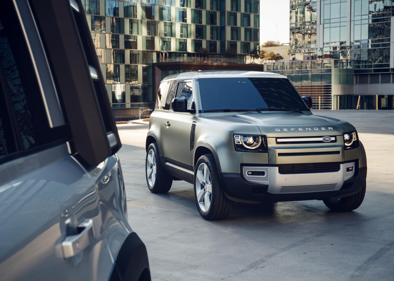 New Land Rover Defender 90 Goes on Sale Following Unprecedented Demand for Defender 110 - Image 1