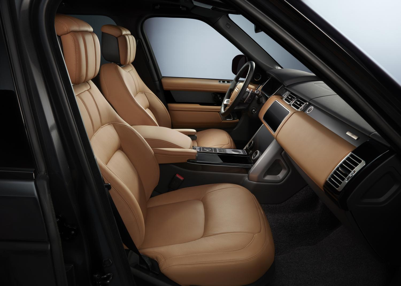 Interior – Range Rover Fifty