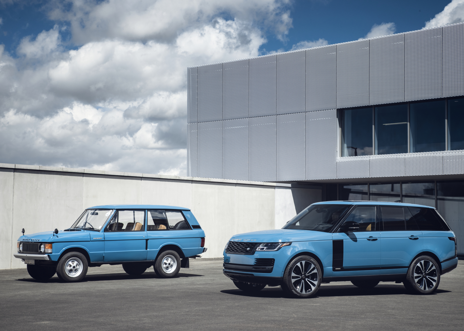 Range Rover Marks 50 Years of All-terrain Innovation and Luxury with Exclusive New Limited Edition - Image 1