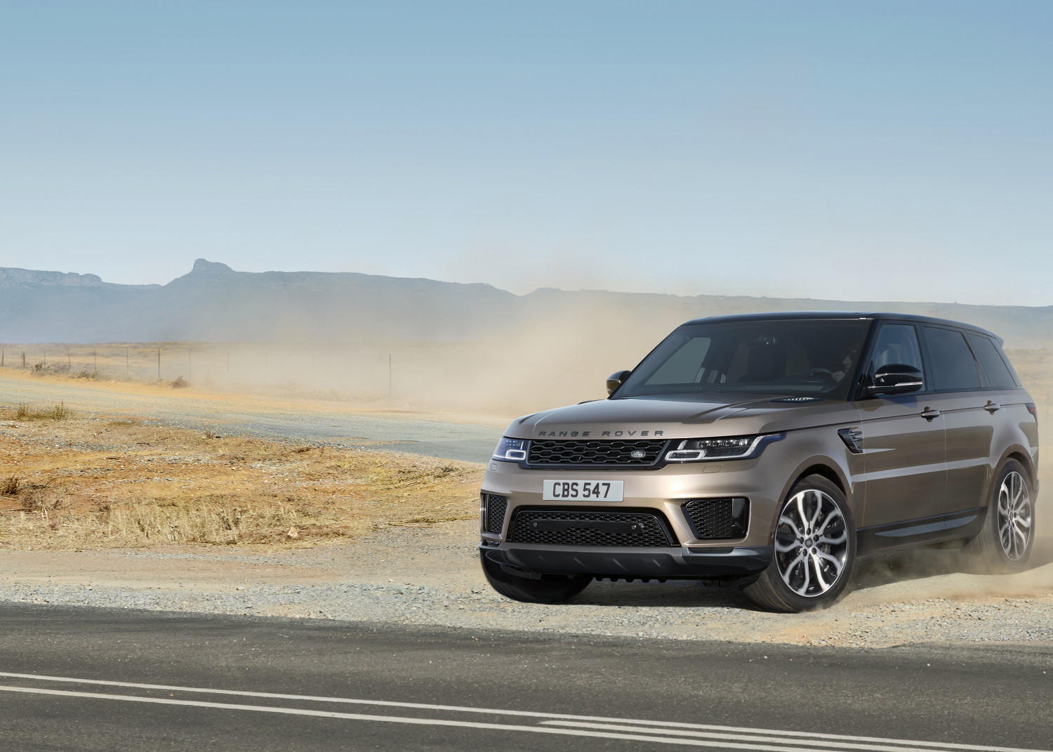 Range Rover Sport HSE Silver