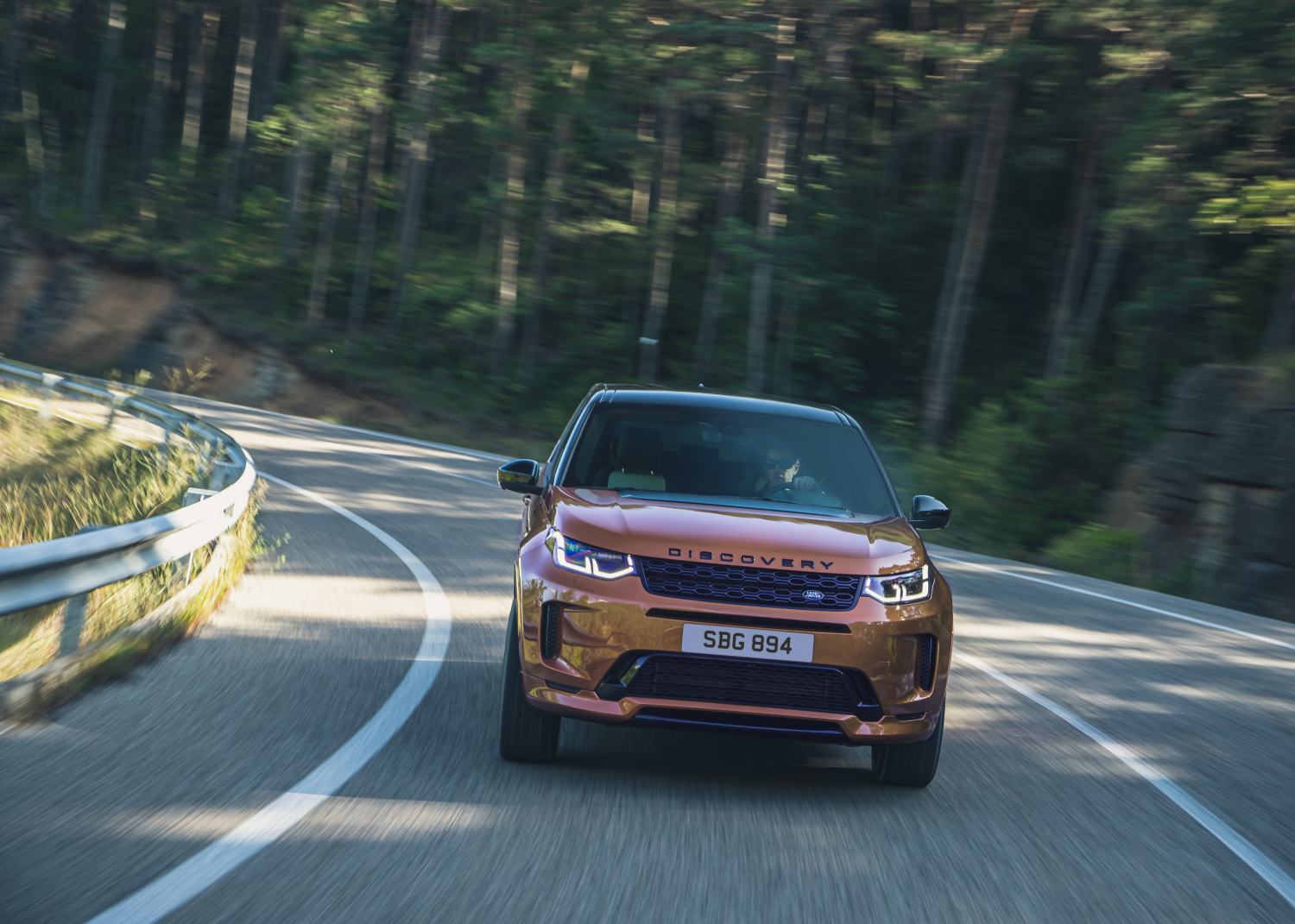 DISCOVERY SPORT BLACK EDITION