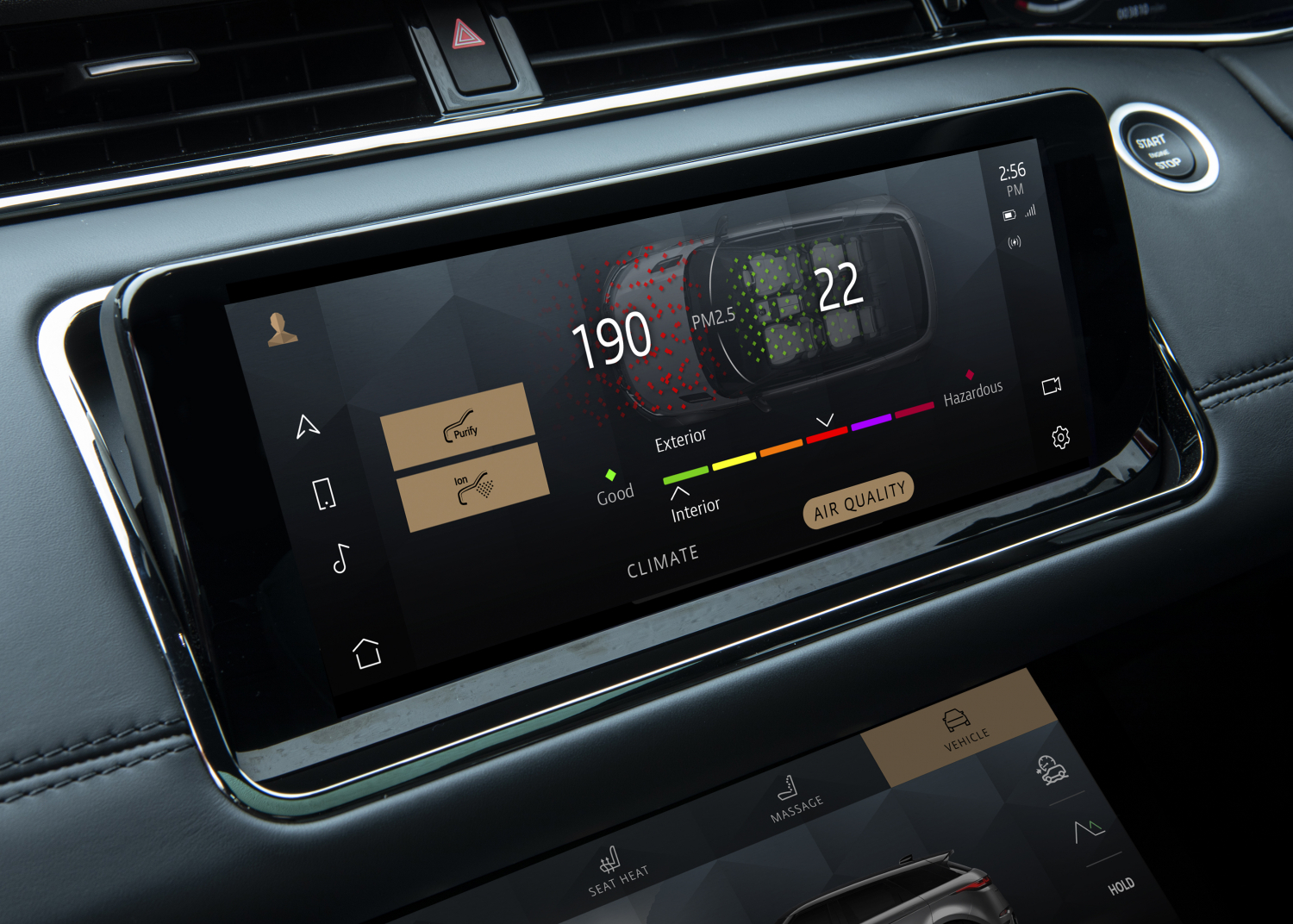 RANGE ROVER EVOQUE - THE MOST CONNECTED COMPACT SUV