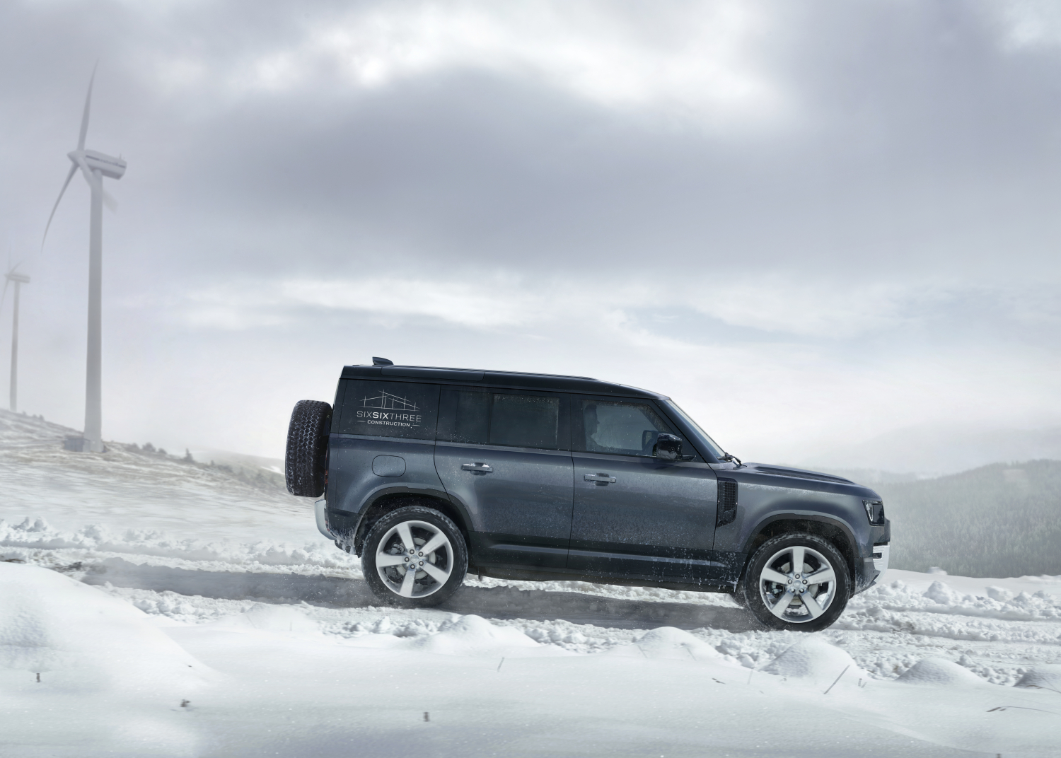 Land Rover Defender Hard Top: most Rugged and Durable Commercial Vehicle on Sale now - Image 2