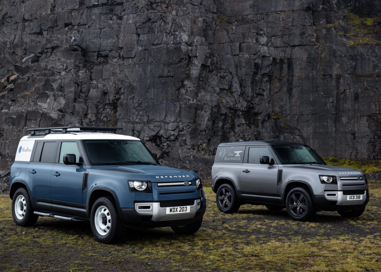 Land Rover Defender Family