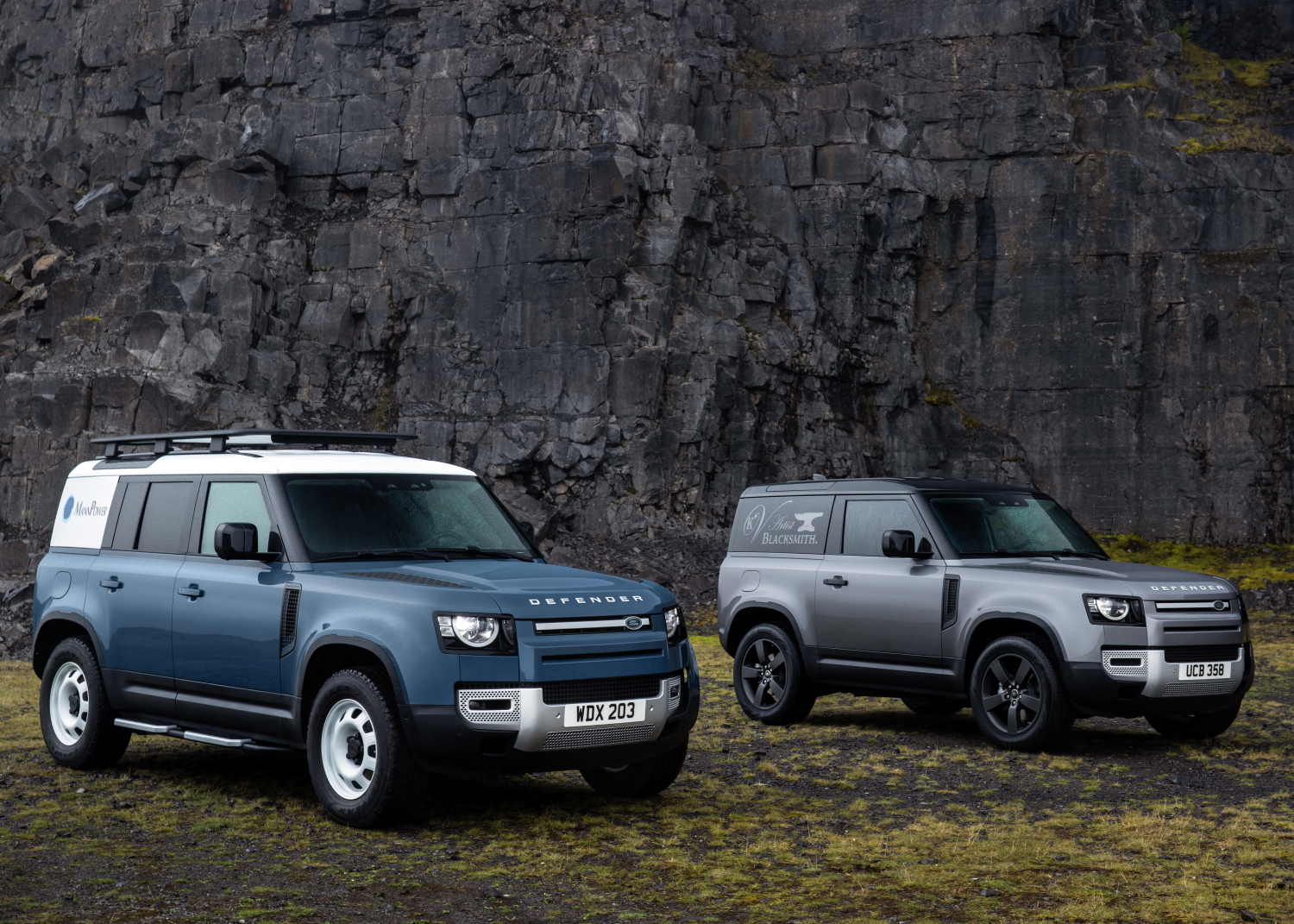 Land Rover Defender Hard Top: most Rugged and Durable Commercial Vehicle on Sale now - Image 6