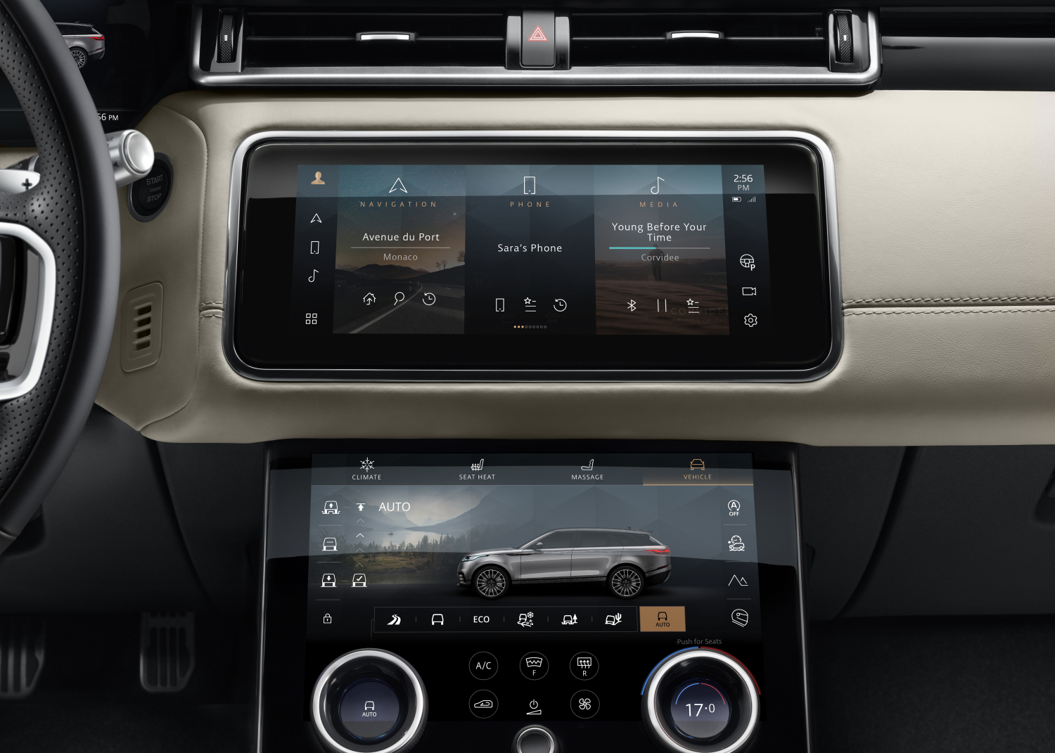 Range Rover Velar Electrifies with Plug-in Hybrid and State-of-the-art Infotainment - Image 2