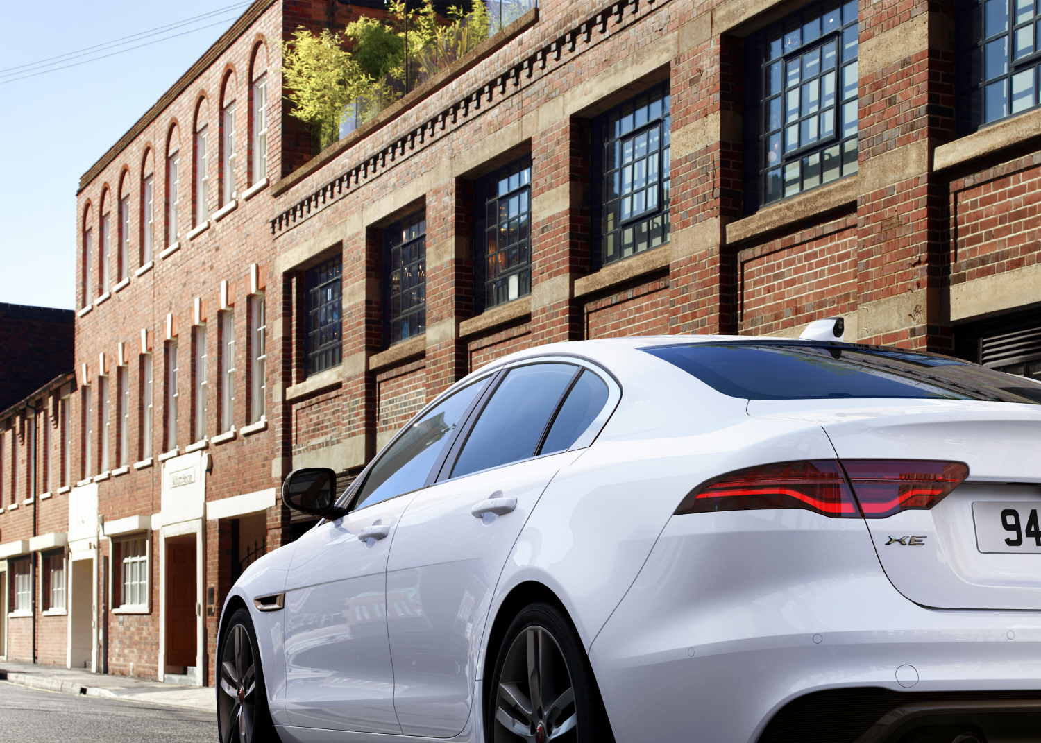Jaguar Xe: Updated with New Connected Technologies and Mild-hybrid Power - Image 1