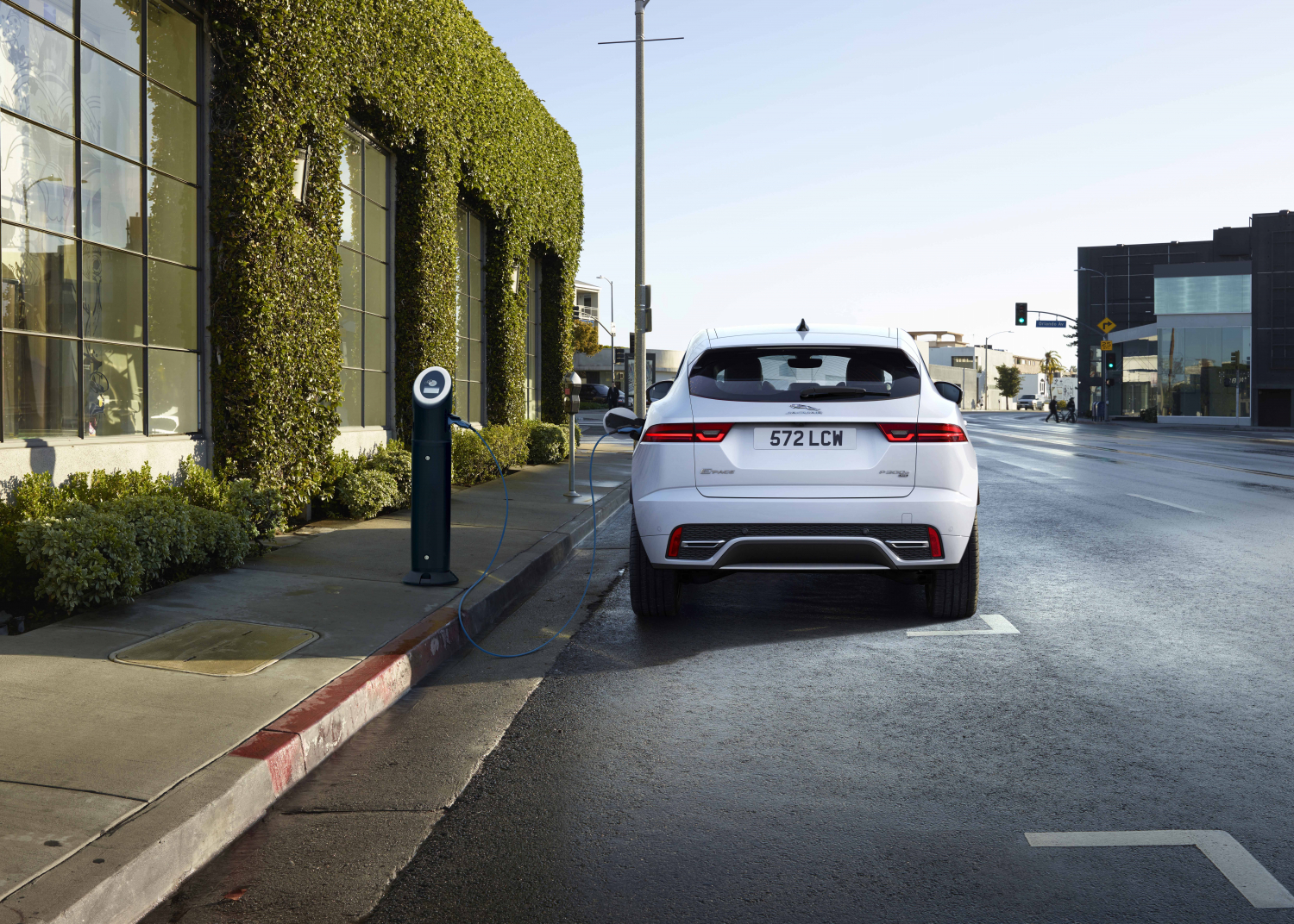 NEW JAGUAR E-PACE PHEV