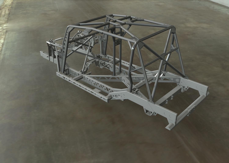 Erste Bilder vermitteln einen Eindruck von dem geplanten Station Wagon