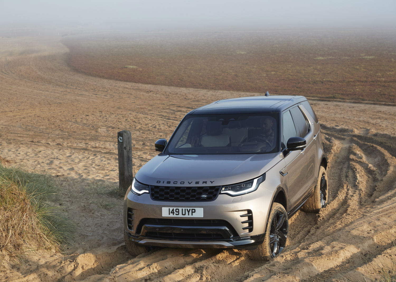 Neuer Land Rover Discovery R-Dynamic - Exterieur Bilder