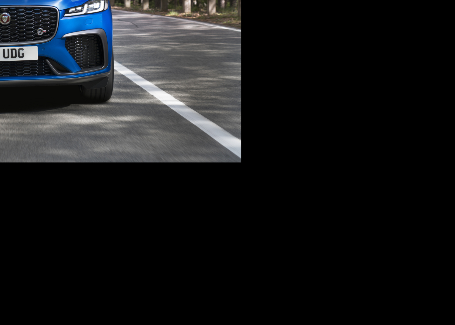 New Jaguar F-pace Svr: Performance Suv is Faster, more Luxurious and more Refined than Ever - Image 5
