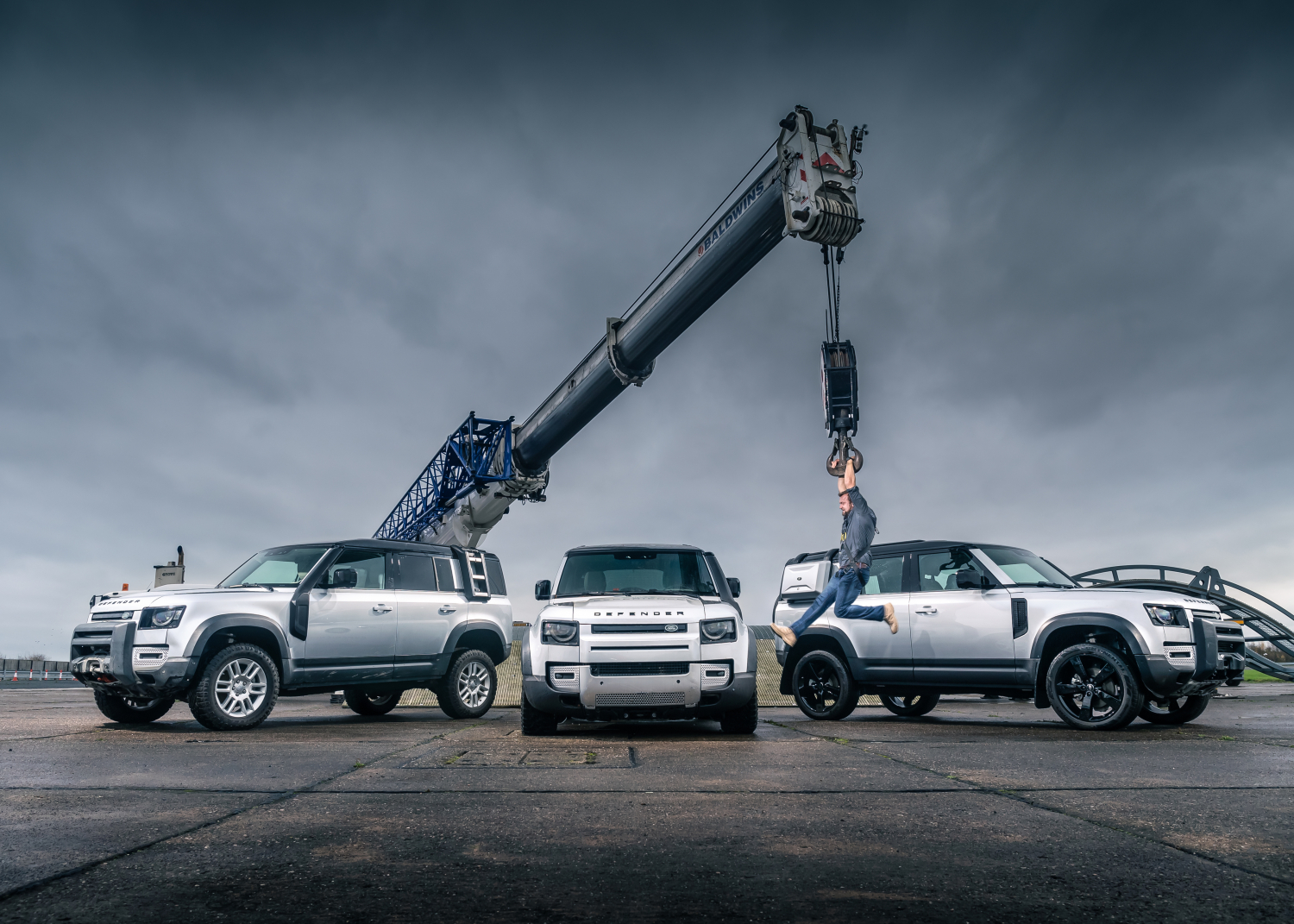Land Rover Defender is Top Gear's Car of the Year - Image 2