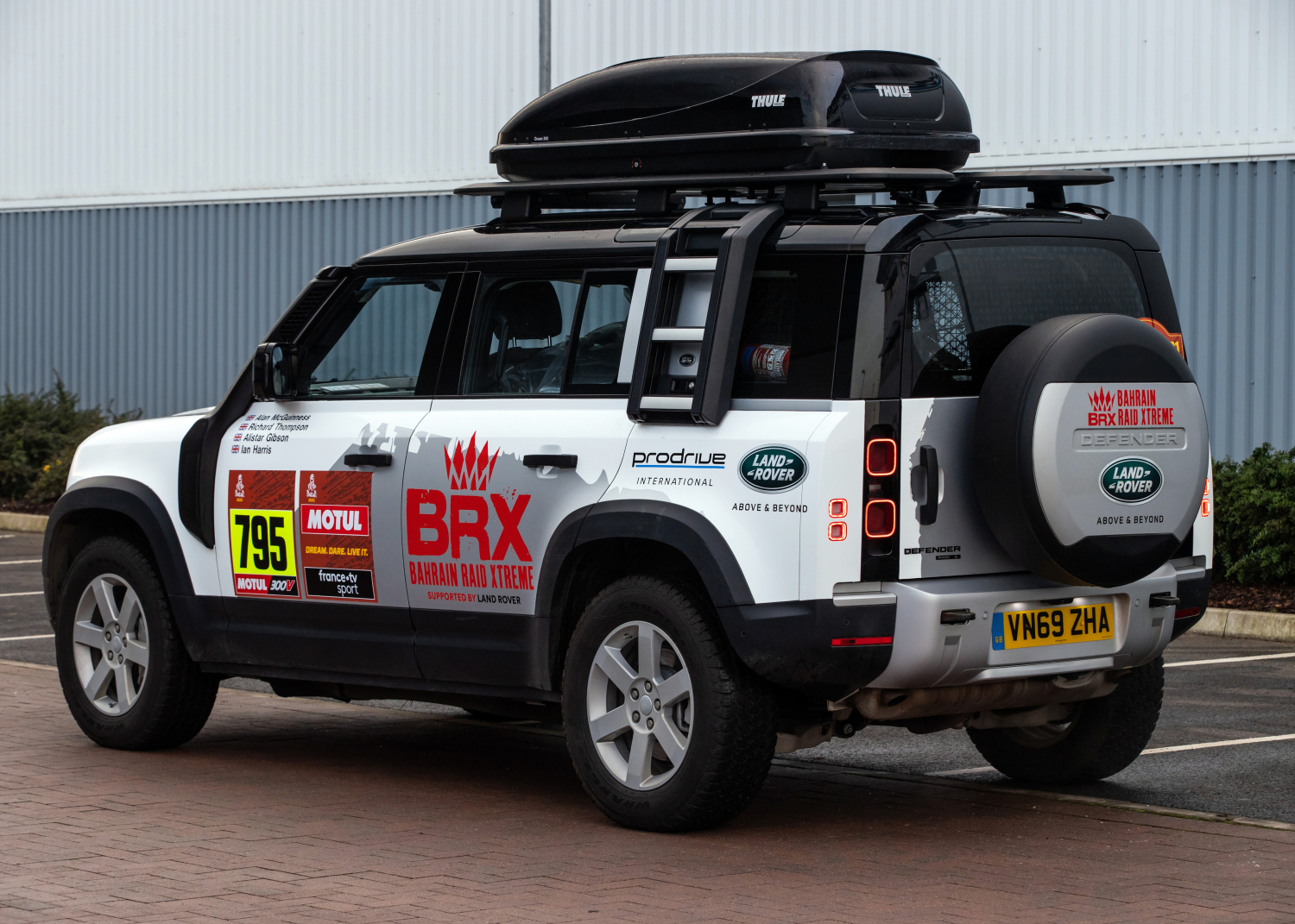 New Defender Set to Play Vital Role as Land Rover Returns to the Dakar in 2021 - Image 3