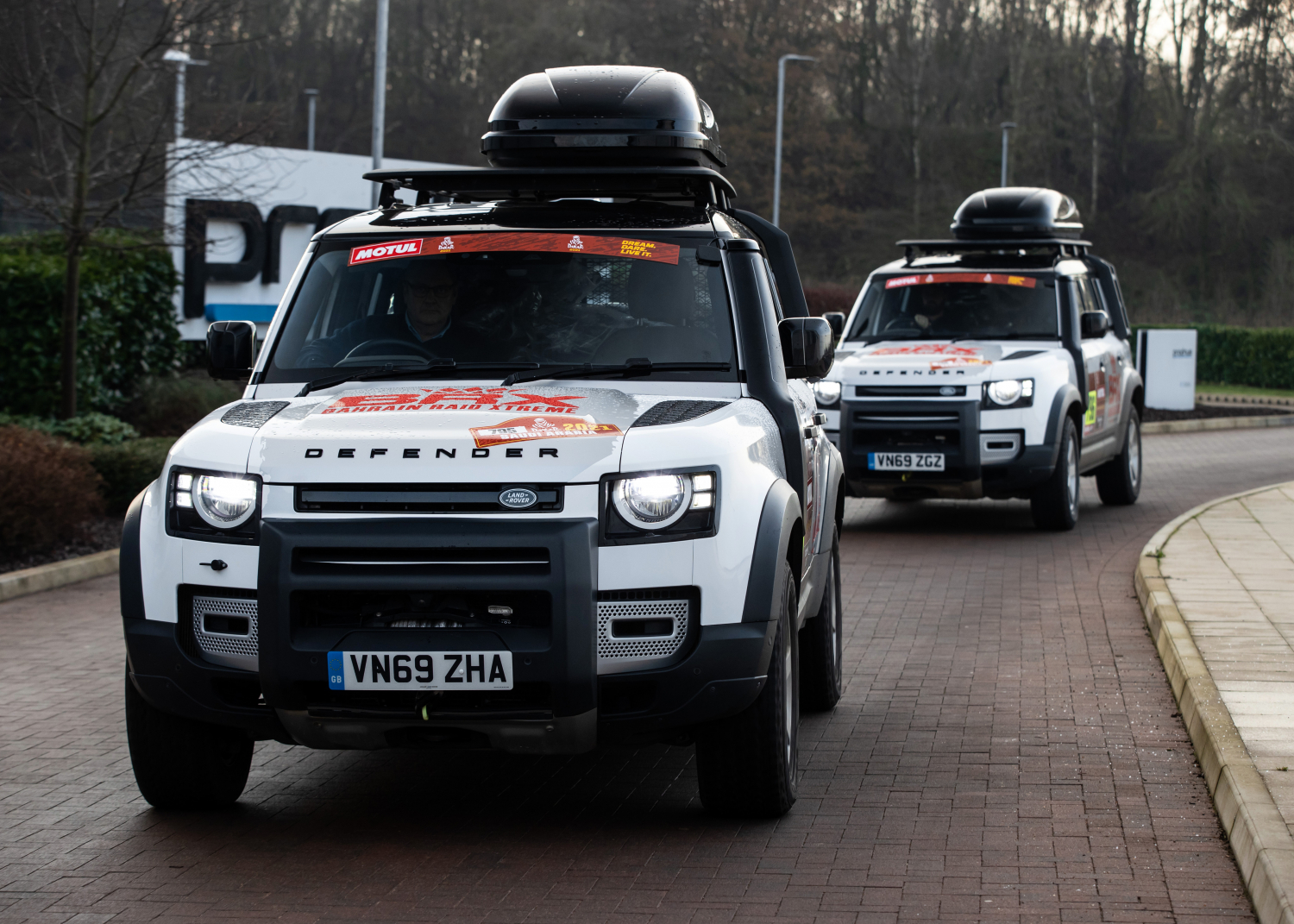 New Defender Set to Play Vital Role as Land Rover Returns to the Dakar in 2021 - Image 4
