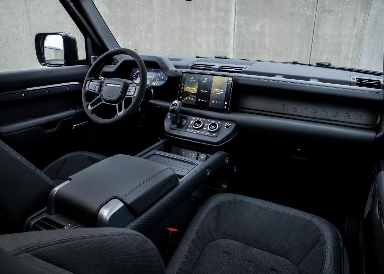 Land Rover Defender MY 22 - Interieur