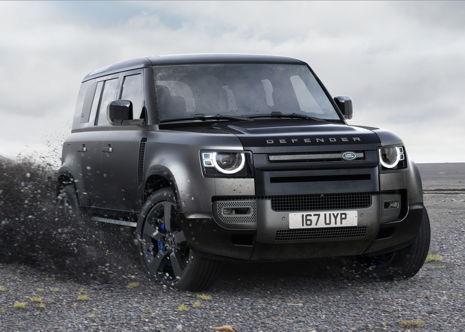 The Power of Choice: Potent New Defender V8 and Exclusive Special Editions Join the Range - Image 2