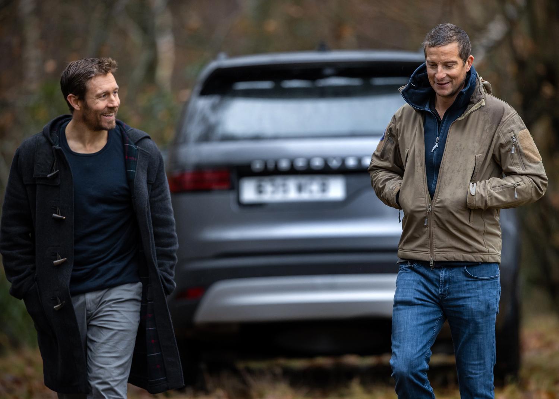 Bear Grylls e Jonny Wilkinson lanciano Project Discovery