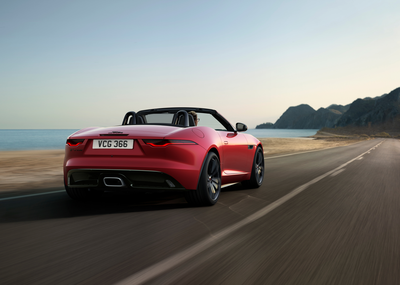 The New Jaguar F-type R-dynamic Black - Image 1