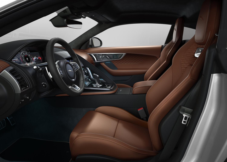 The New Jaguar F-type R-dynamic Black - Image 3
