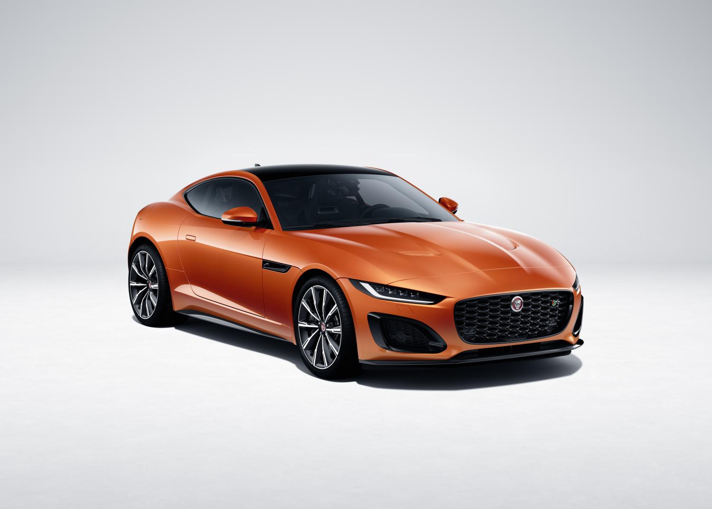 The New Jaguar F-type R-dynamic Black - Image 2
