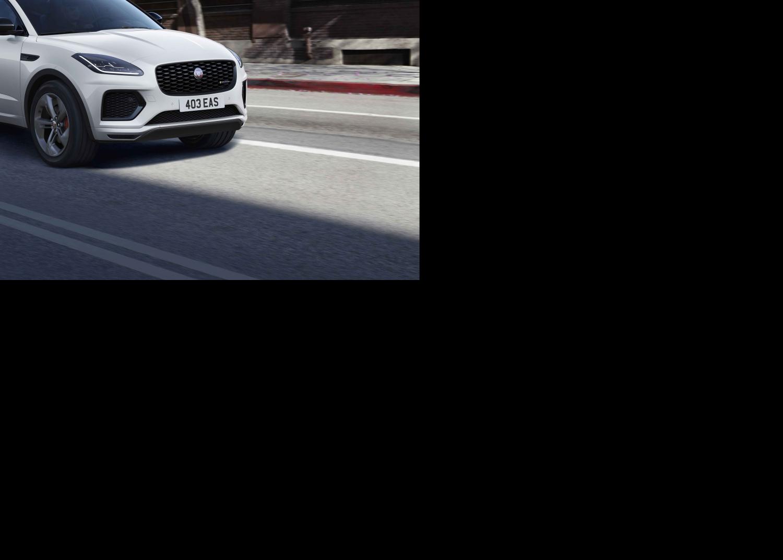 Jaguar Enhances E-pace with New R-dynamic Black Edition and Advanced Technology - Image 2