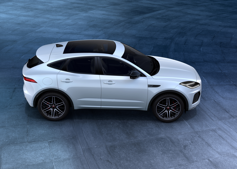 Jaguar Enhances E-pace with New R-dynamic Black Edition and Advanced Technology - Image 3