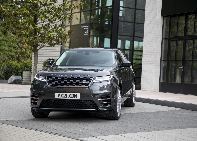 Jaguar und Land Rover präsentieren nach umfangreicher Modellpflege die neuen Modelle Jaguar XF, Jaguar E-PACE und Range Rover Velar