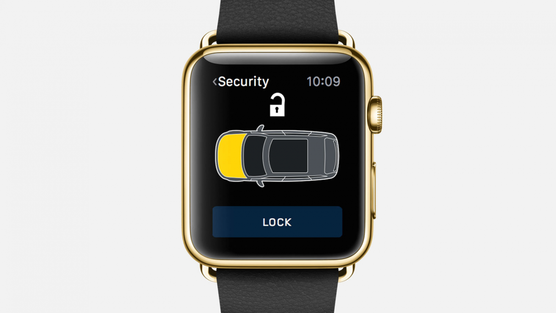 Incontrol Smart Watch