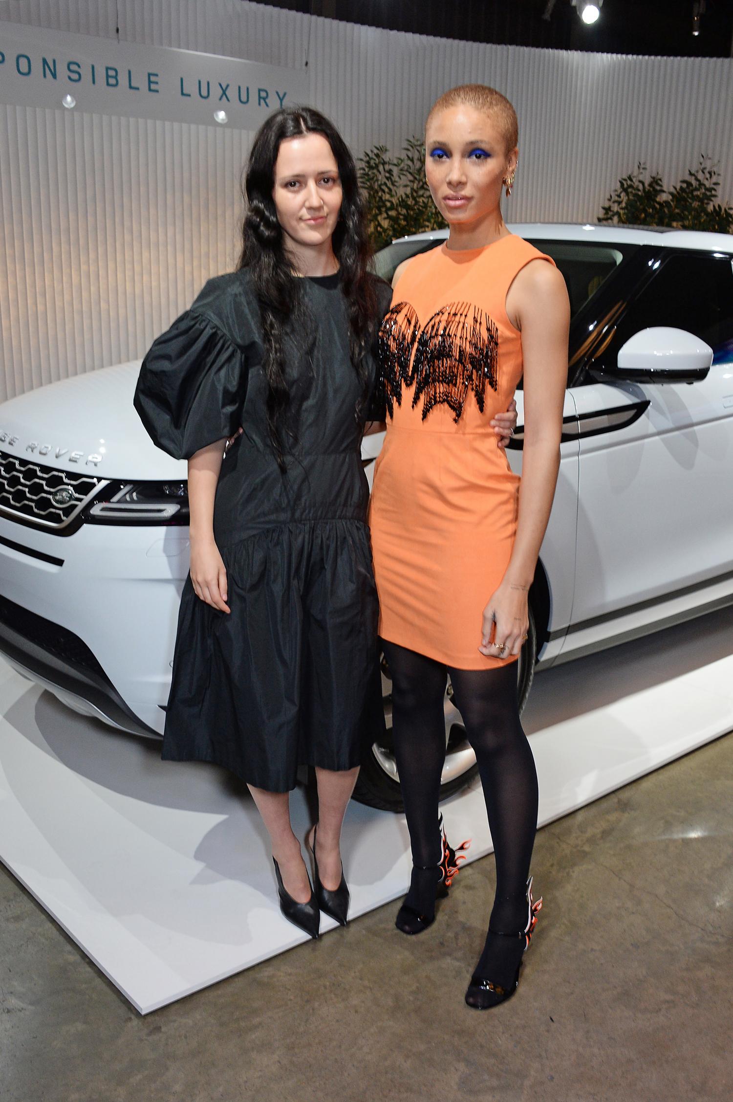 Introducing the New Range Rover Evoque – Adwoa Aboah