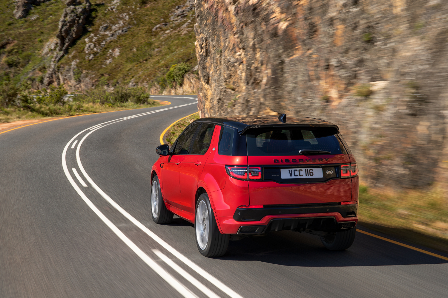 DYNAMIC – NEW DISCOVERY SPORT