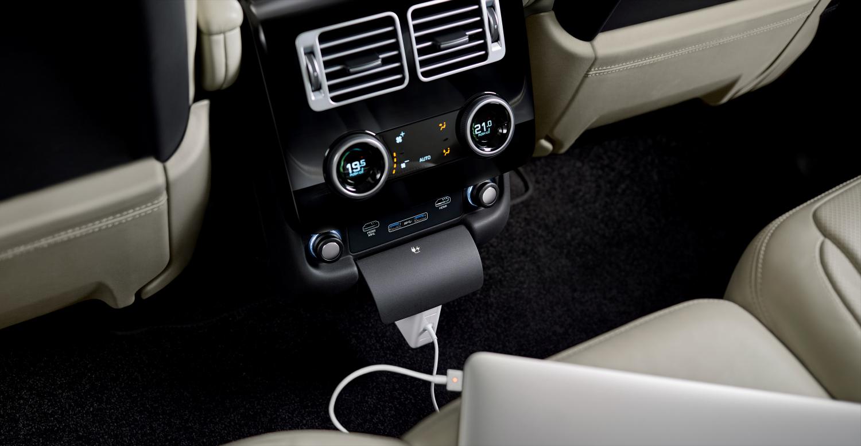 Range Rover 18MY détails