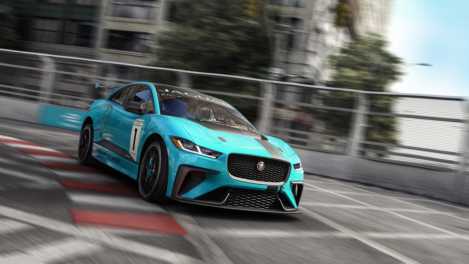 Rahal Latterman Lanigan to join Jaguar I-PACE eTROPHY