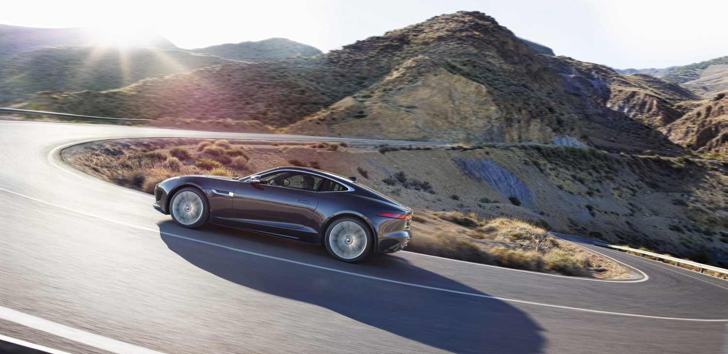 F-TYPE Gains All-Wheel Drive and Manual Transmission Options as the Range Grows from Six to 14 Derivatives