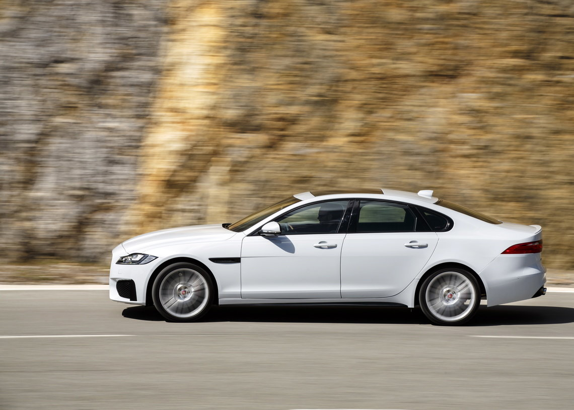 Jaguar 18MY XE, XF and F-PACE